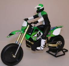 RC Motorcycle and Dirt Bike